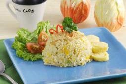 Resep Nasi Jagung Ayam Suwir Enak, Ide Menu Sarapan Kalau Bingung Mau Masak Apa Besok