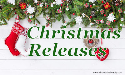 Christmas makeup launches 2019