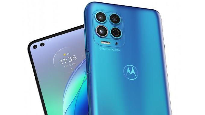 Motorola Moto G100 مراجعة سريعة على الميزات