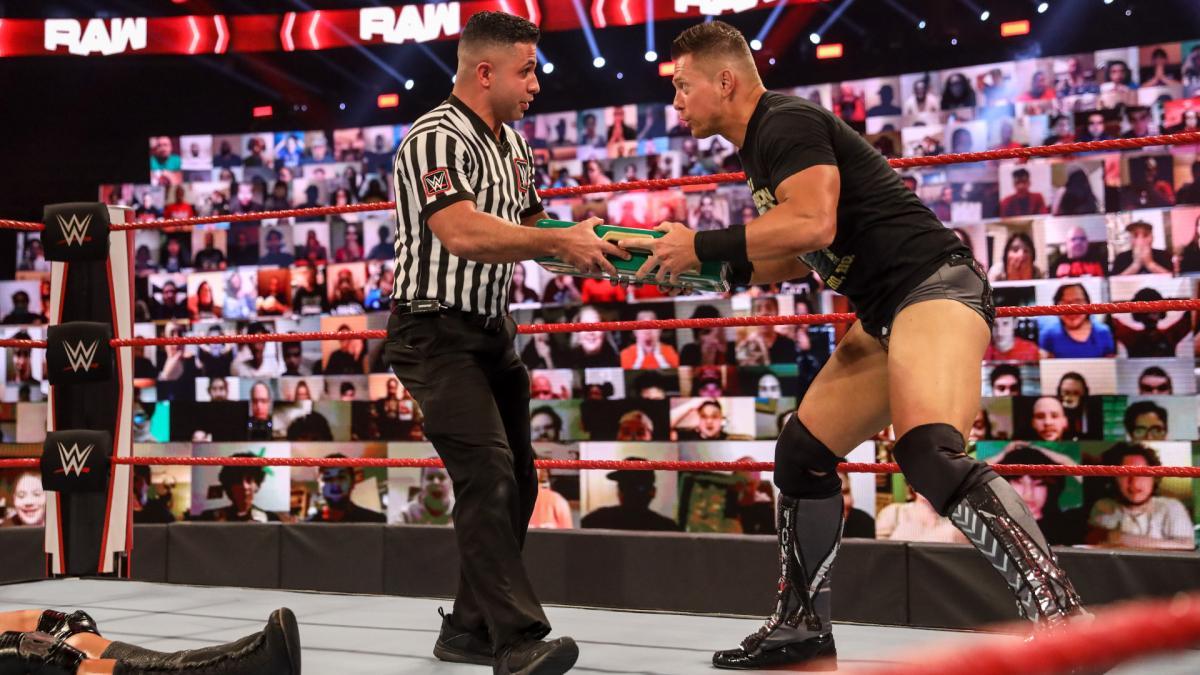 RAW Challenge 1T – Fase final: (Semifinal)