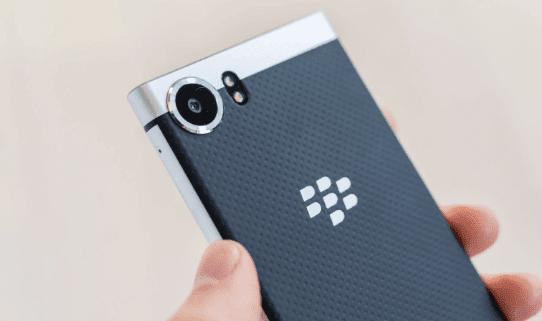 black berry 2021