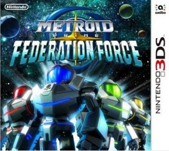 Rom Metroid Prime Federation Force 3DS