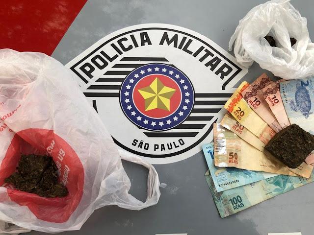 Polícia Militar Prende Mulher em Flagrante Por Tráfico de Drogas em Adamantina