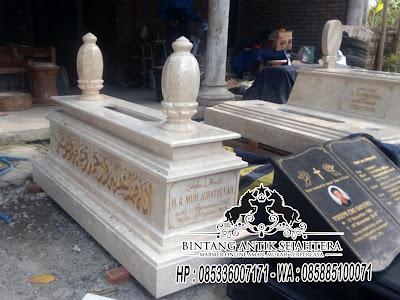 Makam Marmer, Kijing Marmer di Jakarta, Model Kijing Marmer Islam