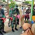 Danrem 032/WBR Brigjen TNI Arief Gajah Mada Serahkan Rumah Bantuan Ke Veteran Pejuang Kemerdekaan