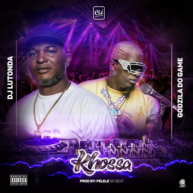 Dj Lutonda ft. Godzila-Do-Game - Khossa