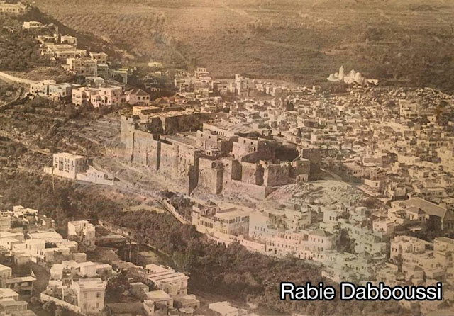 صورة قديمة لطرابلس الشام لبنان