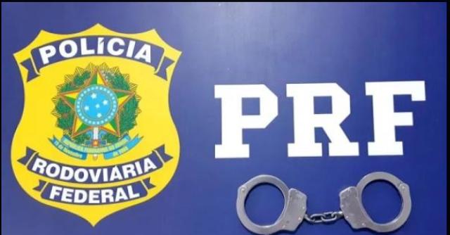 Em Canapi/AL, PRF prende foragido da justiça do Paraná por crimes sexuais na BR-423