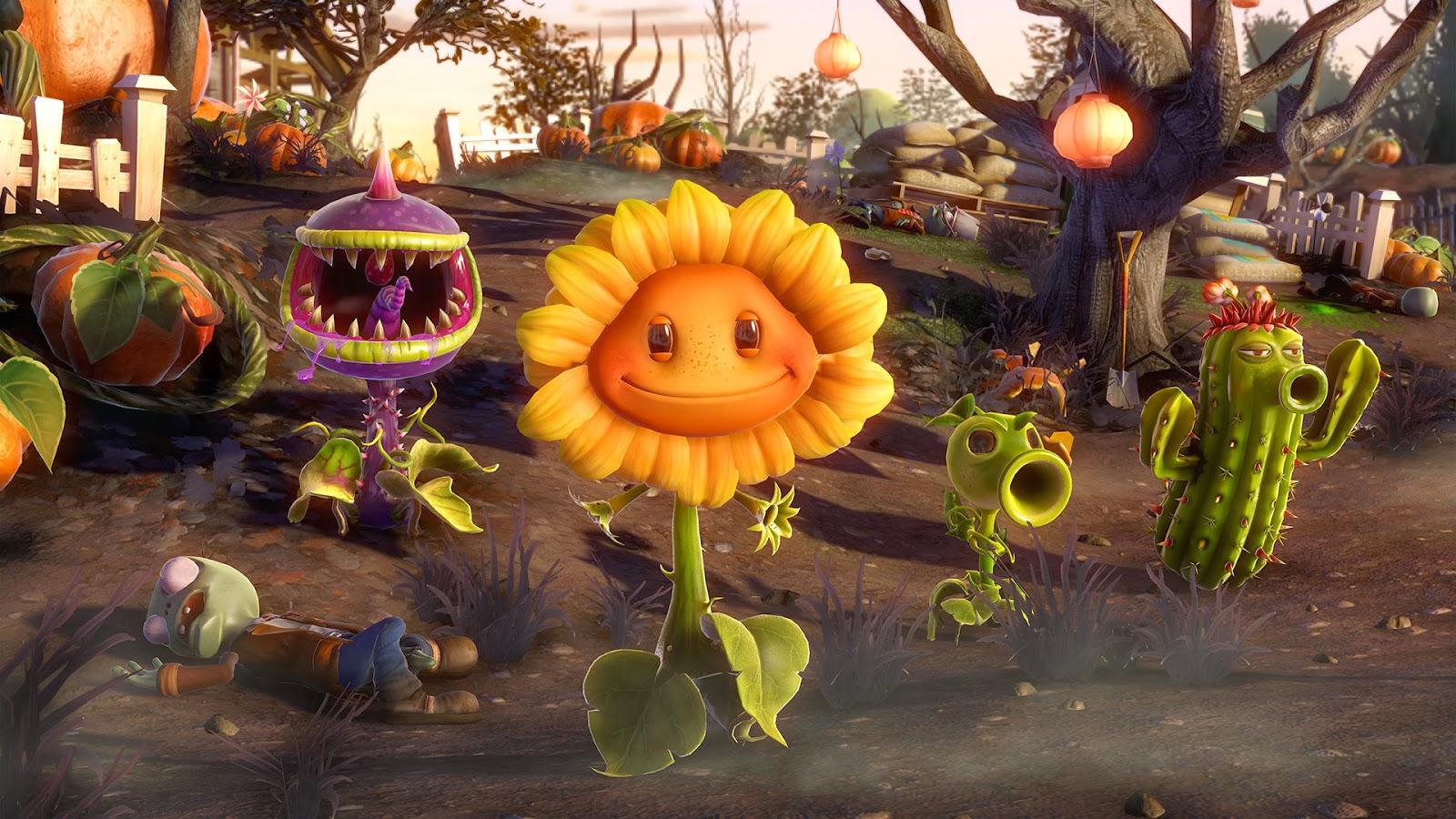 Get Plants vs  Zombies: Garden Warfare Free: Plants vs