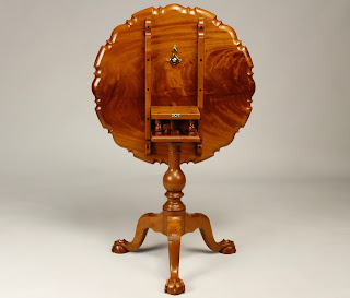Chippendale table