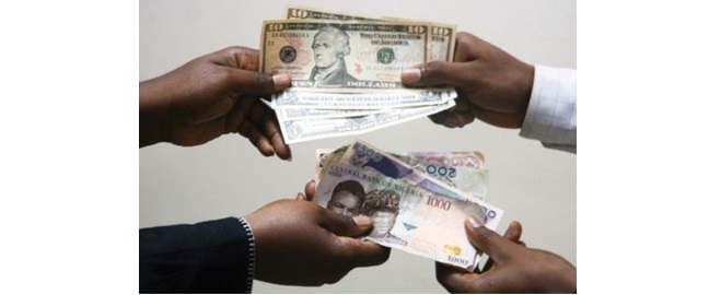 The Central Bank Of Nigeria On Thursday Made A Slight Adjustment To Its Naira Dollar Exchange Rate Peg Data Website Showed