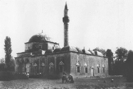 xhamia plumbit shkoder