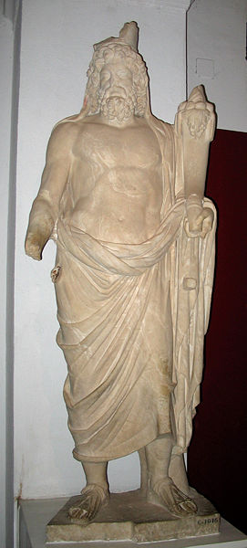 Saturn - God of ancient Romans