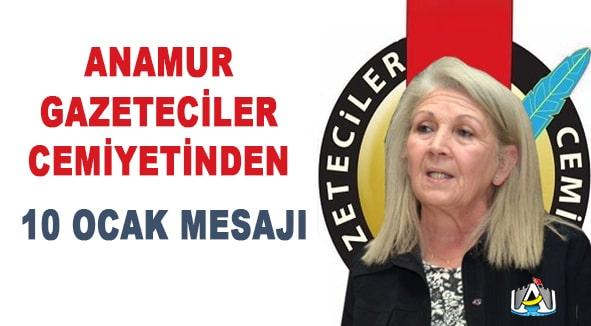 Anamur  Gazeteciler  Cemiyeti., Anamur Haber, Anamur Son Dakika,
