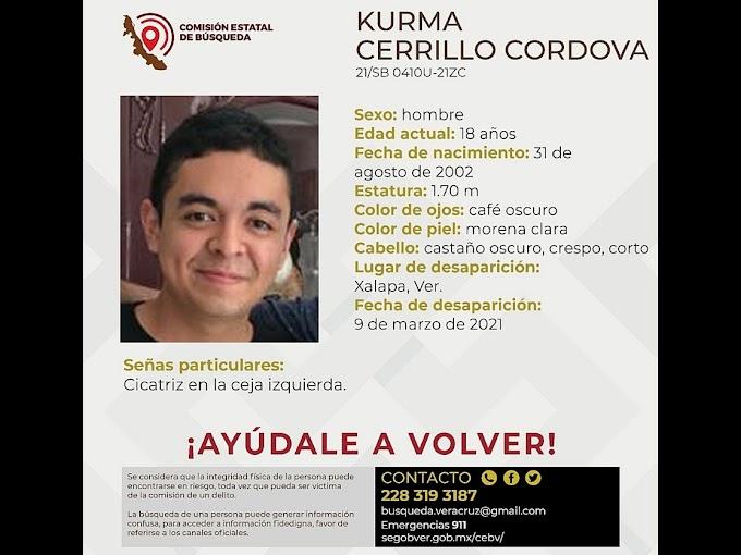 Hallan sin vida a estudiante desaparecido en Veracruz
