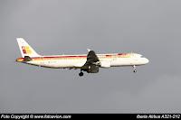 Airbus A321 / EC-IJN