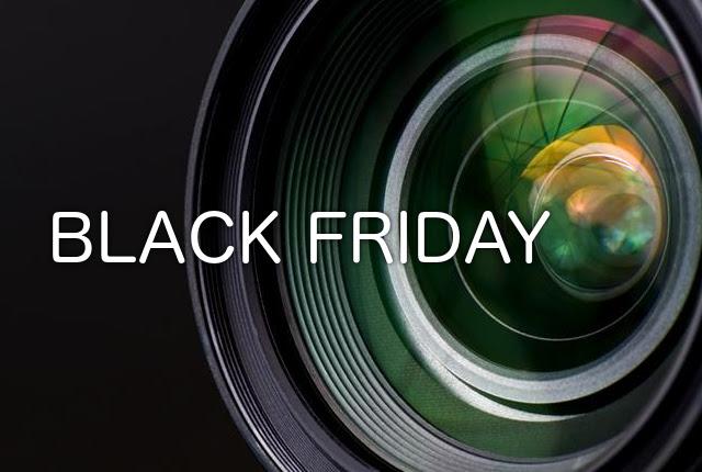 Le migliori offerte fotografiche del Black Friday 2019
