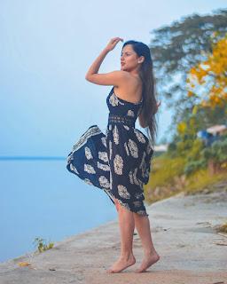 Himakshi Kalita photo shoot
