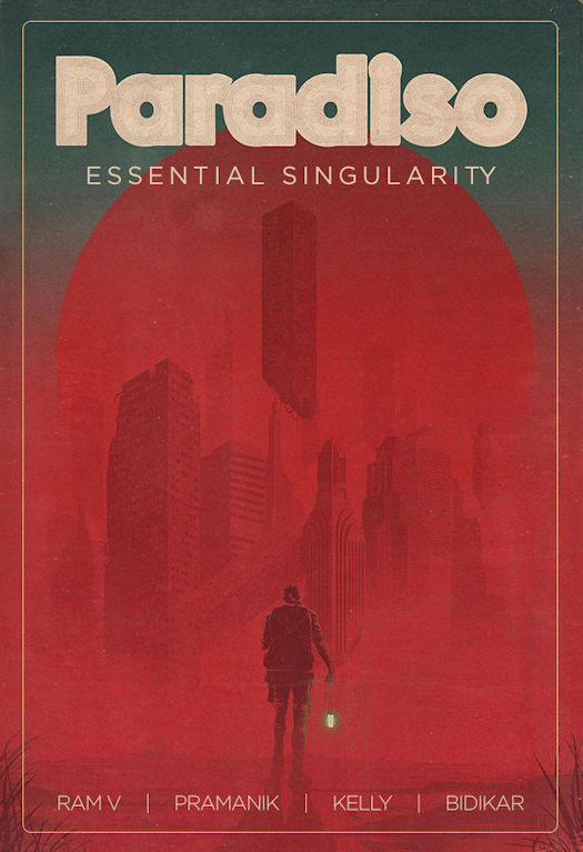 PARADISO, Vol. 1: Essential Singularity Available in May