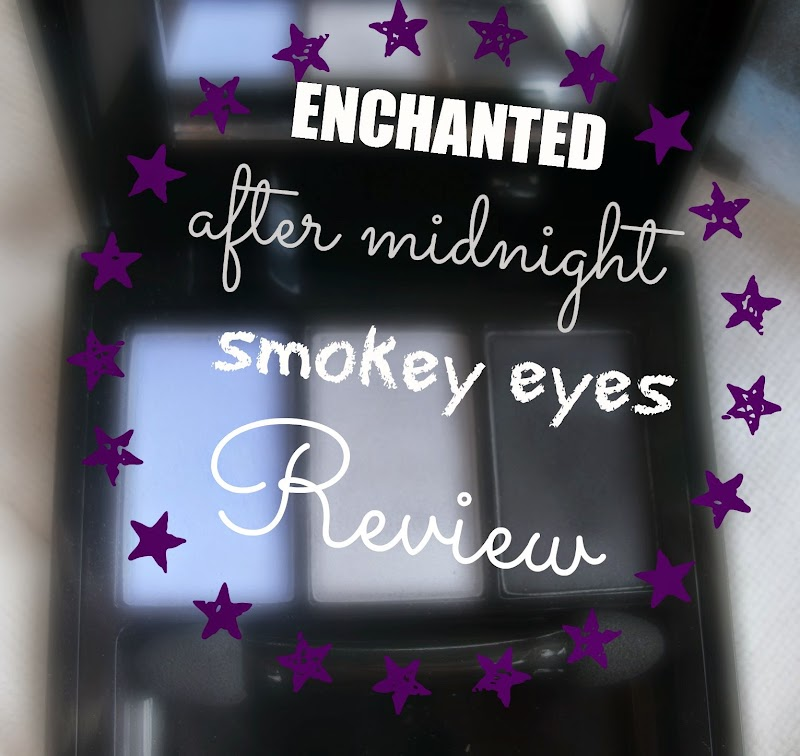 Beauty Post: Enchanted After Midnight Smokey Eyes Review