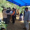 Wako AJB Serahkan Bantuan Bibit Ikan Kepada Kelompok Tani Budidaya