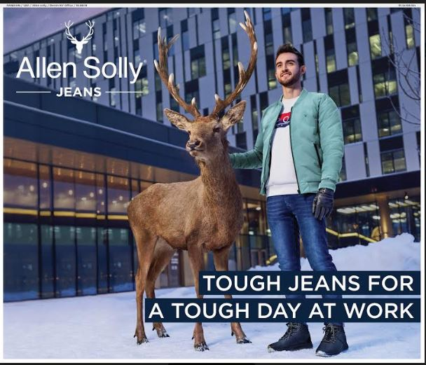 Allen Solly launches its First Ever Jeans campaign