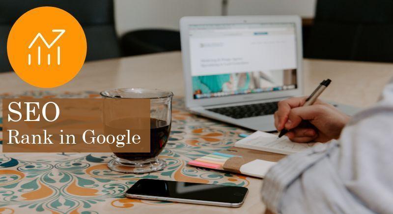 SEO - Metrics, Rank in Google, Grow Online Visitors