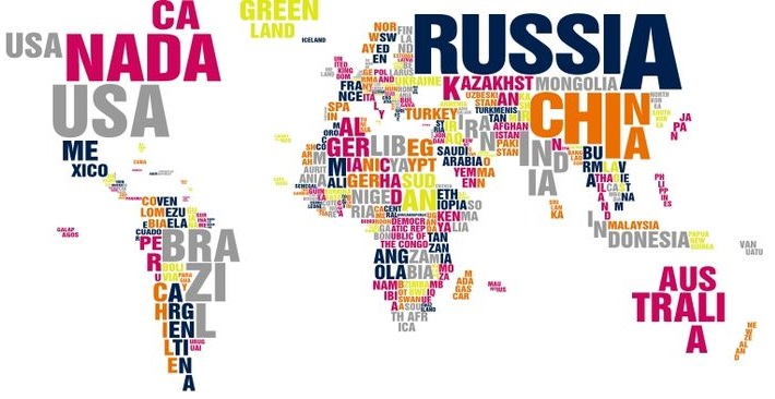Cuantoson Cuántos Países Hay En El Mundo