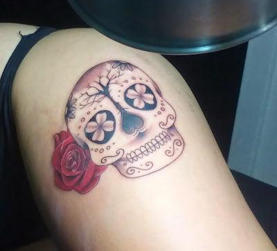 tatuaje terminando