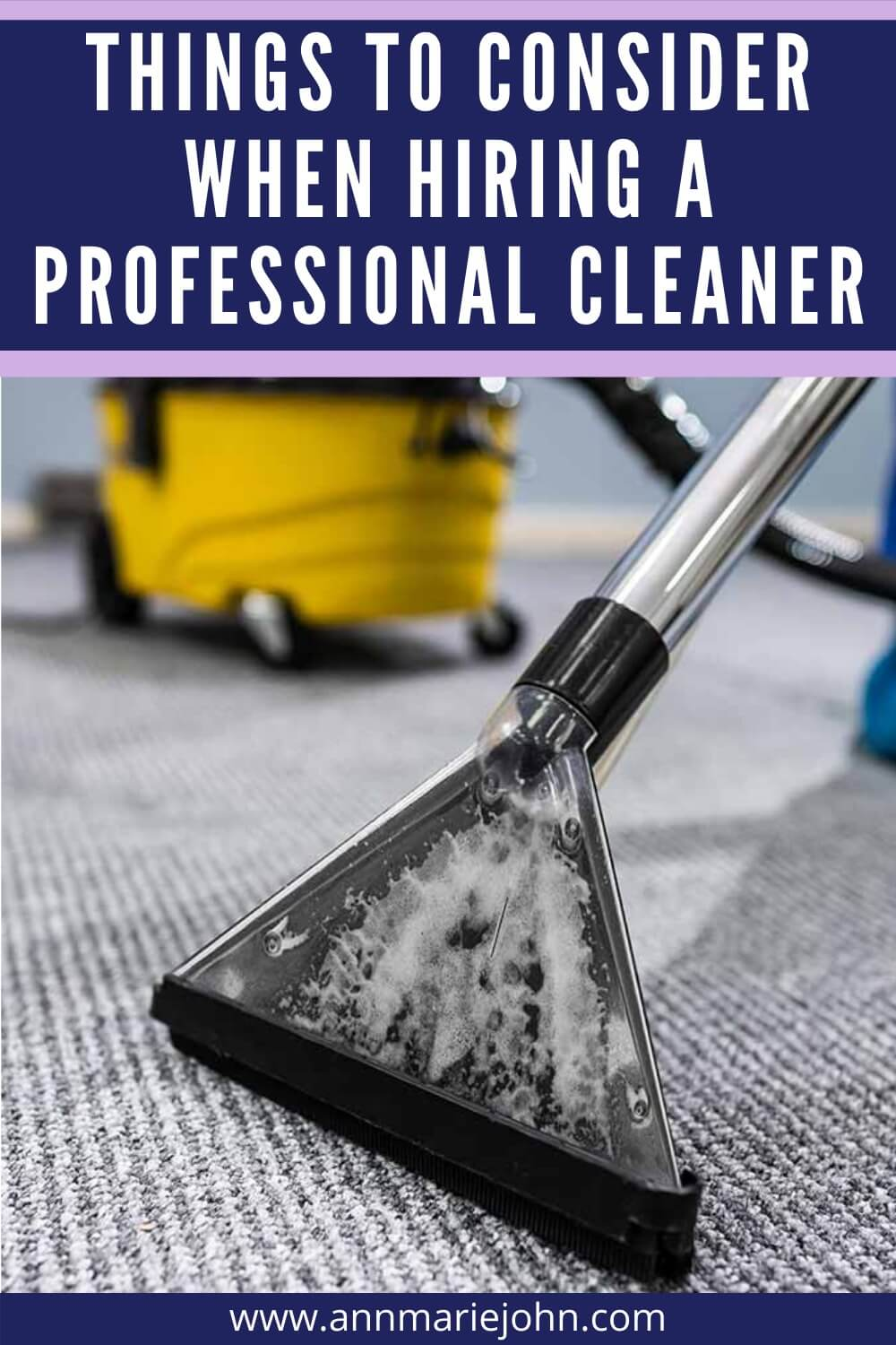 Things To Consider When Hiring A Professional Cleaning Service