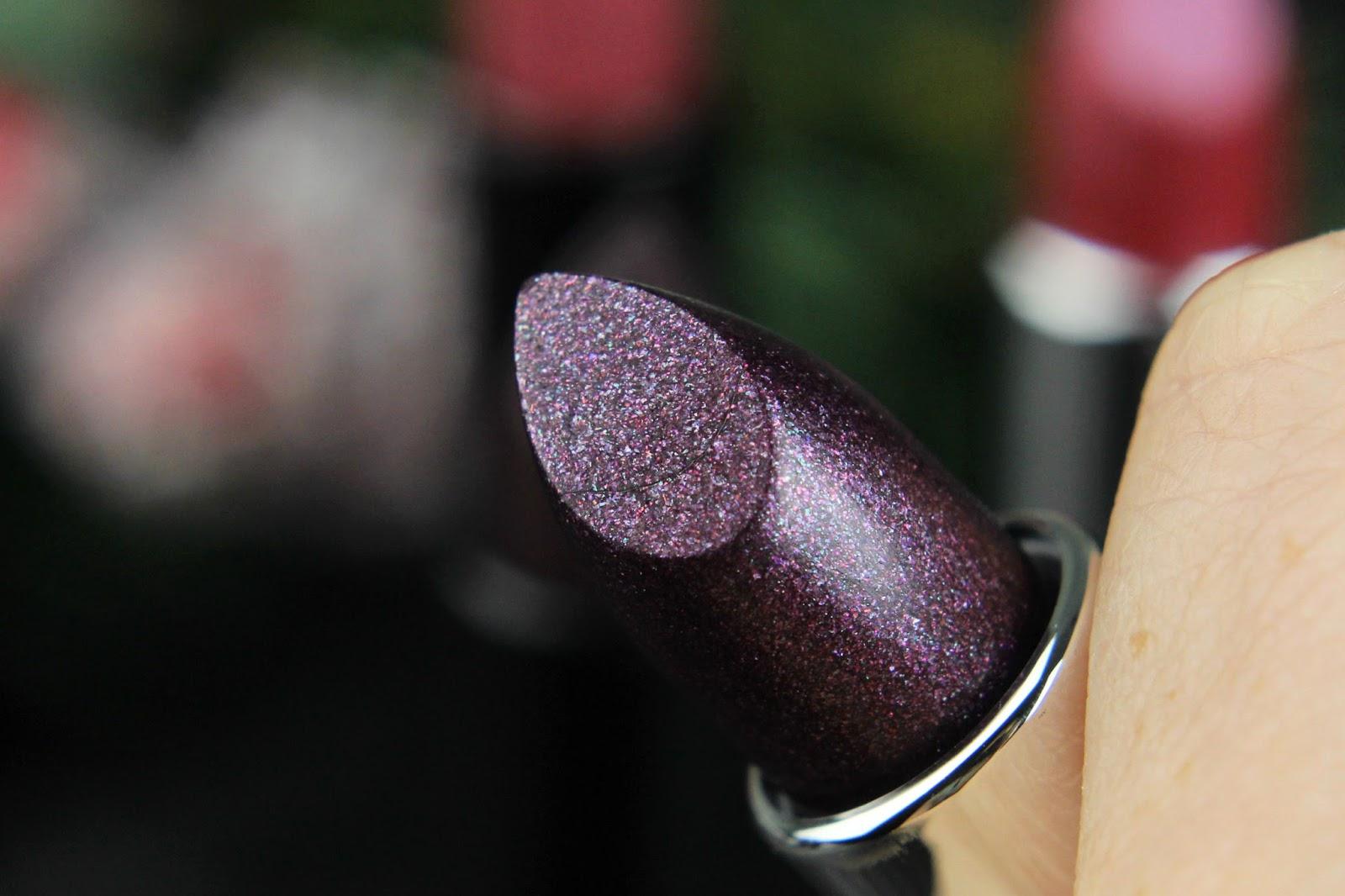 dm drogeriemarkt, drogerie, glamour, glitter, glitzer, lila, lippenstift, lipstick, nagellack, nailpolish, review, secret desire, silber, silvester, swatches, tragebilder, trend it up, trendfarben,