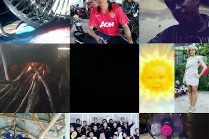 Cara membuat foto besstnine Instagram tanpa aplikasi