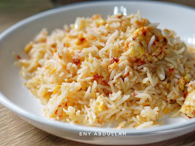 Nasi goreng permaisuri agong, Tuanku Azizah, resepi tuanku azizah, air tangan tuanku pahang, raja permaisuri agong