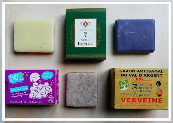 Savon Addict et zéro déchet : Tout sur les savons saponnifiés à froid