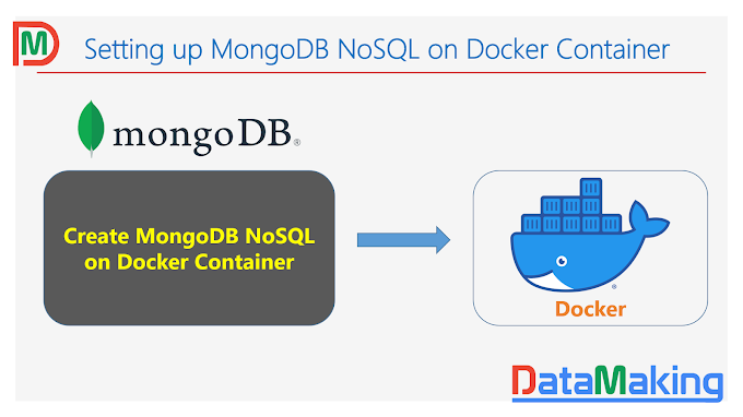 Setting up MongoDB on Docker Container