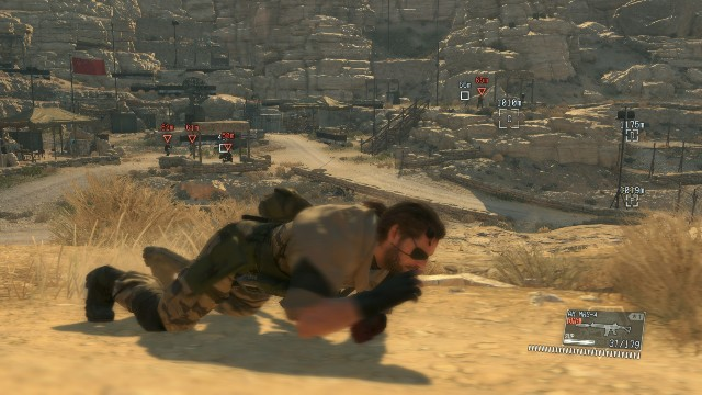 Download Metal Gear Solid V The Phantom Pain PC Gameplay