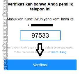 verifikasi akun yahoo mail