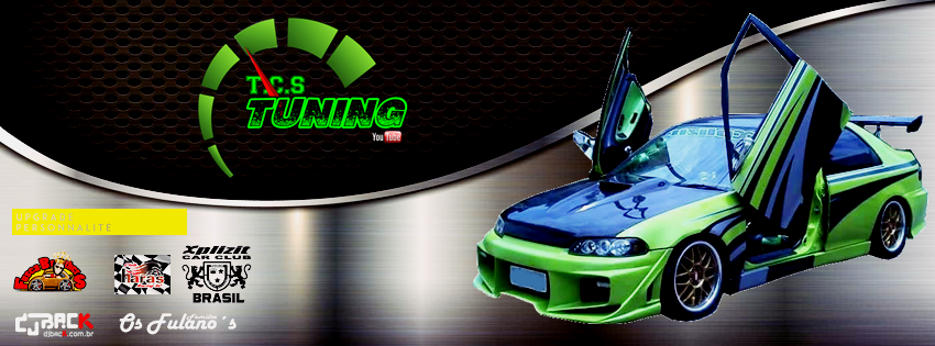 Visitem o Canal T.C.S TUNING - O MELHOR CANAL TUNING.