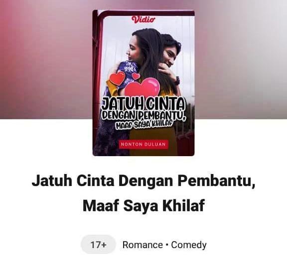 Daftar Nama Pemain FTV Jatuh Cinta Dengan Pembantu Maaf Saya Khilaf SCTV 2021 Lengkap
