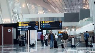 Bandara Soetta Temukan 11 Penumpang dari Italia Positif Virus Corona