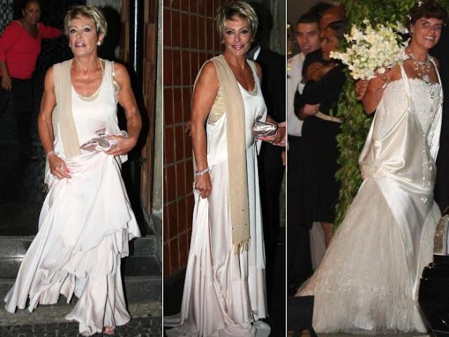 O que não usar  em um casamento, erros, vestido cor muito clara mãe da noiva