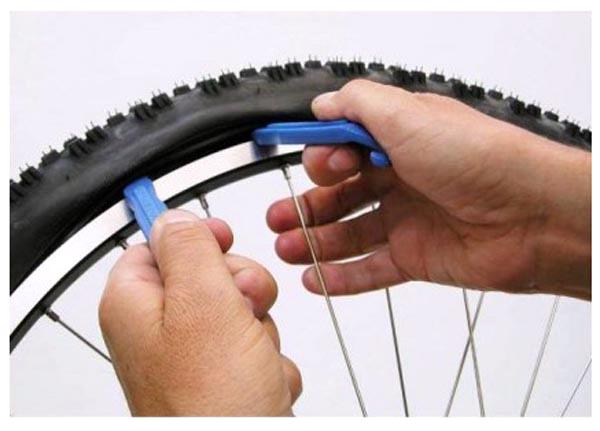 разборка колеса