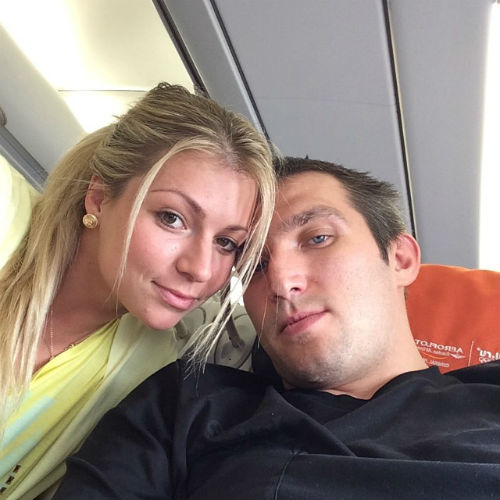 Maria kirilenko dating alex ovechkin net