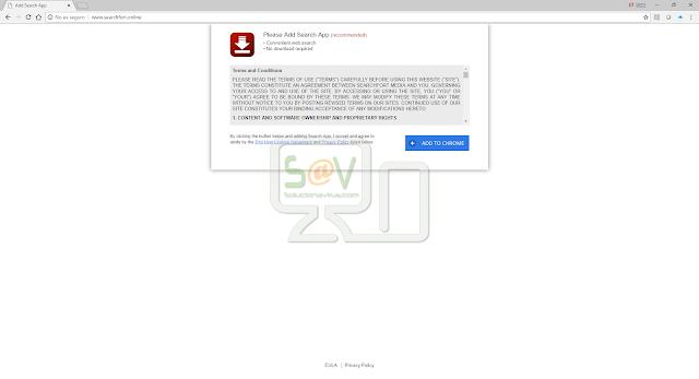redirecciones a Searchfort.online