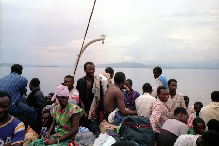 RDC, Zaïre, Kivu, © L. Gigout, 1991