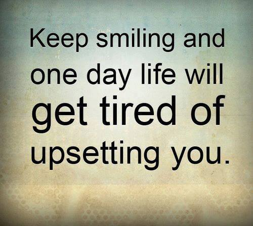 Keep Smiling Quotes: Tired Day Quotes. QuotesGram