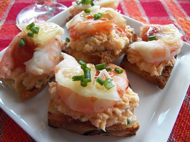 Shrimp Bites