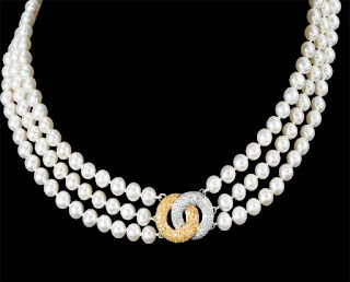 wedding pearls, pearl necklace, custom pearls, custom jewelry, wedding jewelry