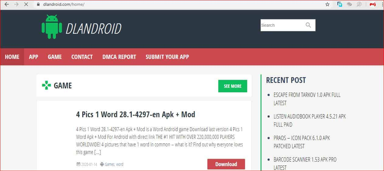 Top 20 Best Free APK Android App Download Site dlandroid