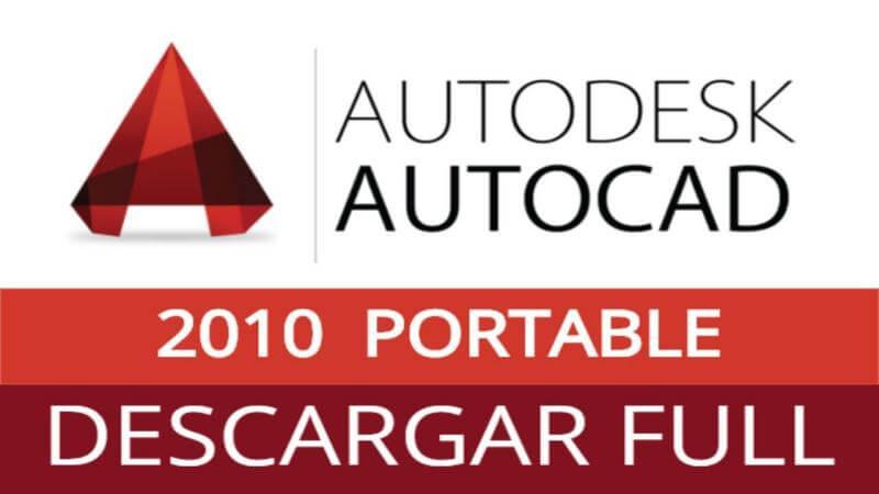 Descargar autocad portable 2010